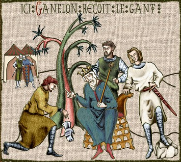 """Résultat de recherche d'images pour """"Gant de Ganelon"""""""